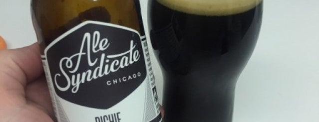 Ale Syndicate is one of Chicagoland Breweries.