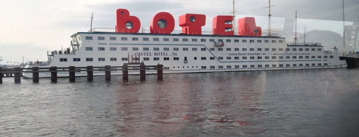 Botel is one of I ♥ Noord.
