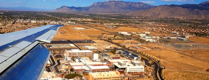 Albuquerque International Sunport (ABQ) is one of Airports~Part 1....