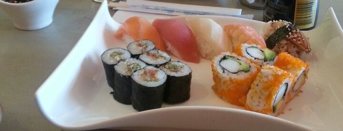 Sushi Berlin is one of Hannover.