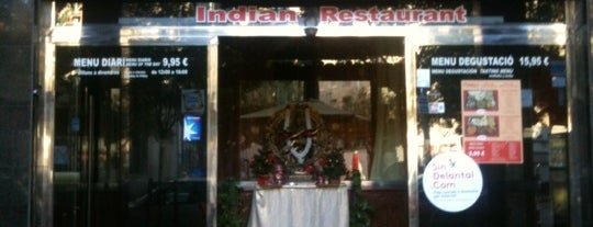 Restaurante Bollywood is one of Barcelona: Eat & Drink.