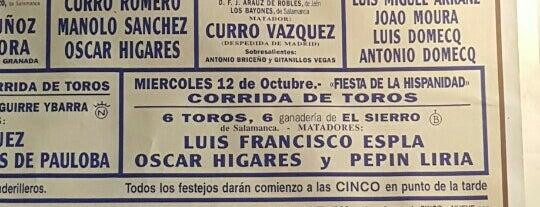 Restaurante La Fuencisla is one of comidas.