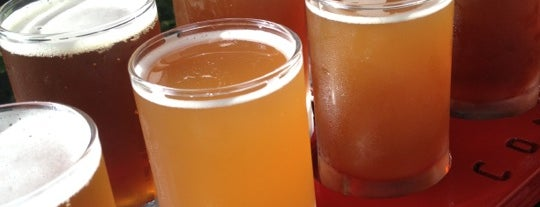 Hillcrest Brewing Company is one of San Diego Brewery and Beer Pubs.