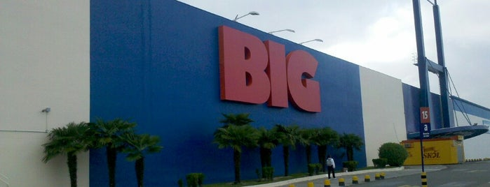 Hipermercado Big is one of Shopping,Lojas e Supermercados.