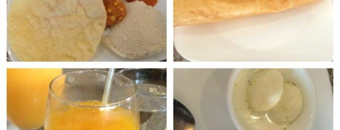 Udupi is one of Restaurants.