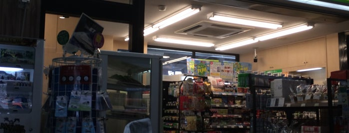 NEWDAYS 上諏訪店 is one of 201405_中山道.