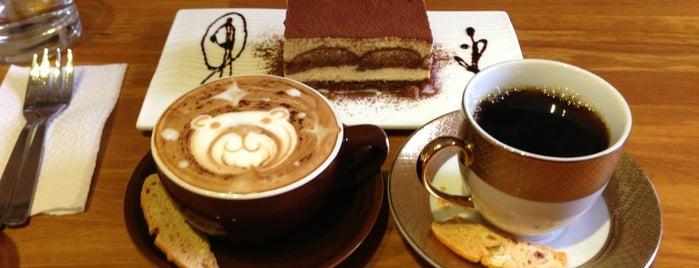 Just Want Coffee is one of Cafes To Visit!.