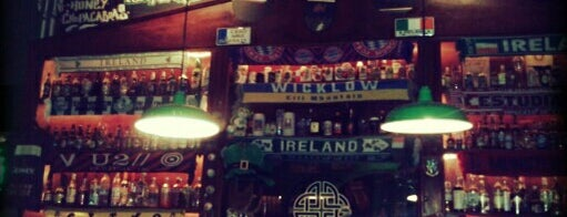 Wicklow Irish Pub is one of Querétaro.