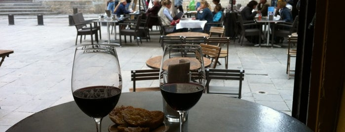 La Vinya del Senyor is one of Barcelona's Best Wine Bars - 2013.