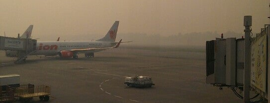 Hang Nadim International Airport (BTH) is one of Indonesia's Airport - 1st List..