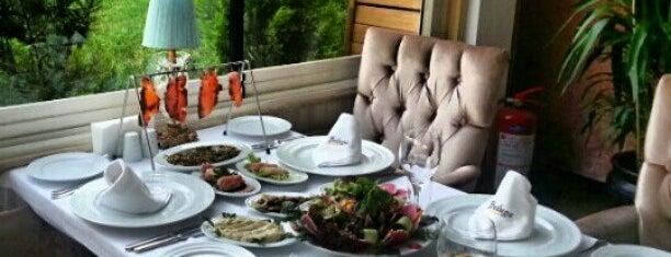 Beluga Fish Gourmet is one of İstanbul Meyhaneleri.