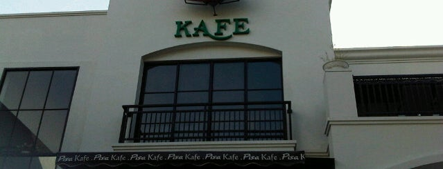Pisa Kafe is one of 😍mks.