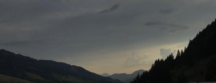 Praz-sur-Arly is one of Stations de ski (France - Alpes).