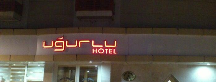 Uğurlu Hotel is one of Beğenisine.