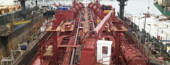 Drydocks World - Singapore is one of OFFICE VOL.2.