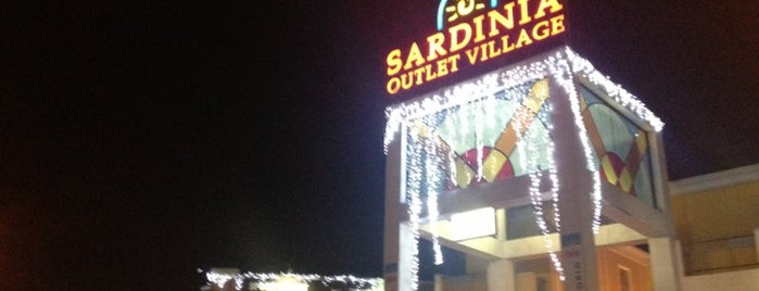 Sardinia Outlet Village is one of Outlets Europe.