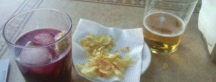 Meson Chamaleo is one of Comer (bien) en Jerez.