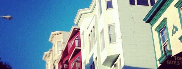 Peter Macchiarini Steps is one of San Francisco.