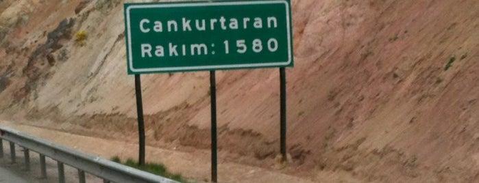 Cankurtaran Geçidi is one of themaraton.