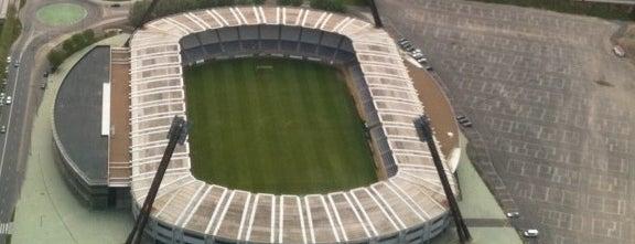 Estadio Municipal Reino de León is one of Campos de fútbol.