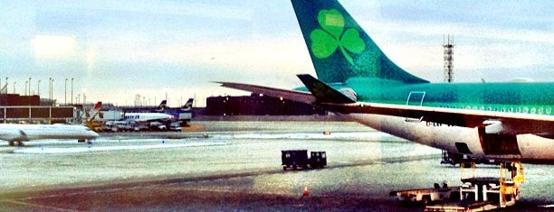 Aer Lingus Lounge is one of Private Car and Limousine Services.