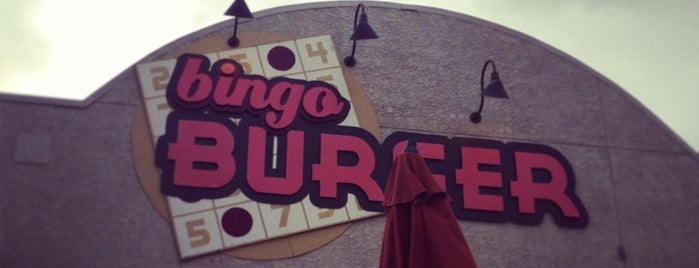 Bingo Burger is one of Diners, drive-ins, and such.