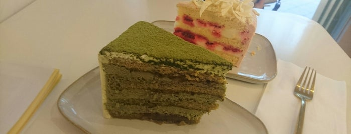Nesuto Patisserie is one of To Check Out - Chillax.