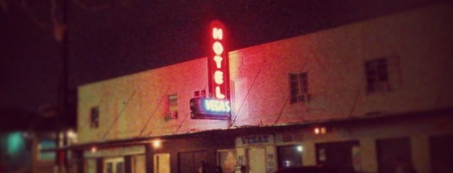 Hotel Vegas is one of Clubs, Pubs & Nightlife in ATX.