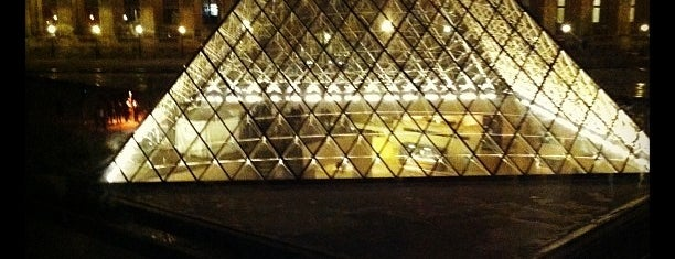 The Louvre is one of Places To See Before I Die.