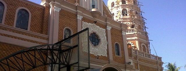 Sta. Cruz Parish Church is one of Mabuhay ♥.