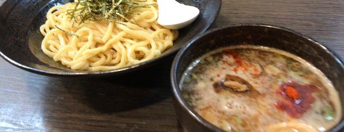 麺家 あべの is one of ラーメン.