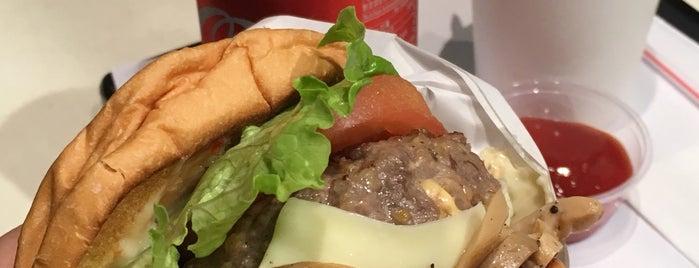 Burger Home is one of Eats   Hong Kong.