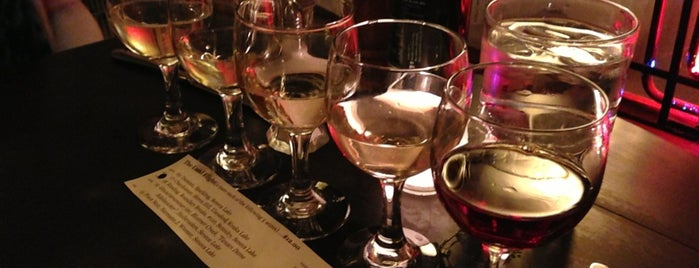 Just a Taste Wine & Tapas Bar is one of My Unequivocal Favorites.