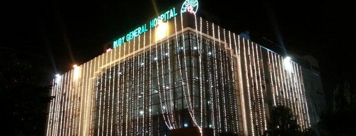 Ruby Hospital Crossing is one of Kolkata.