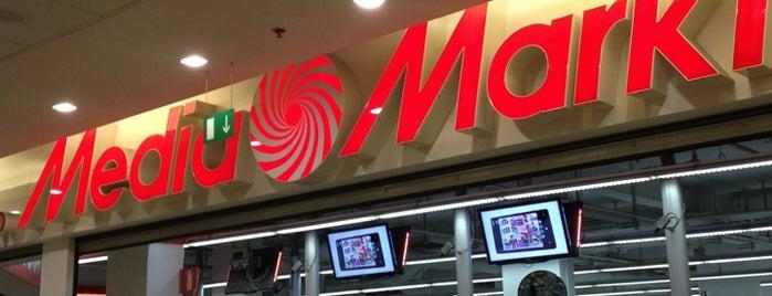 MediaMarkt is one of Antwerpen.