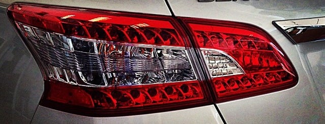 Nissan Grand Brasil is one of Dealers.