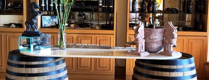 Lucien Arkas Bağları | LA Şarapçılık is one of Akşamlık mekan.