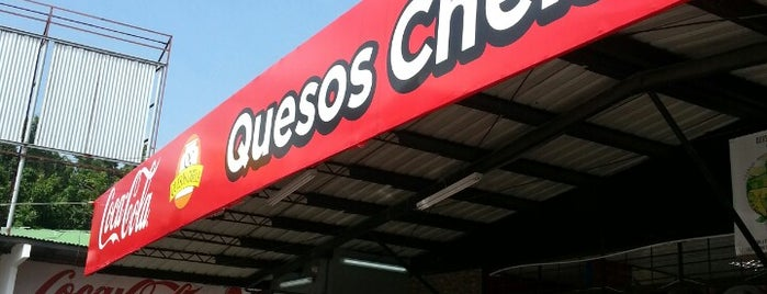 Quesos Chela is one of Lugares.