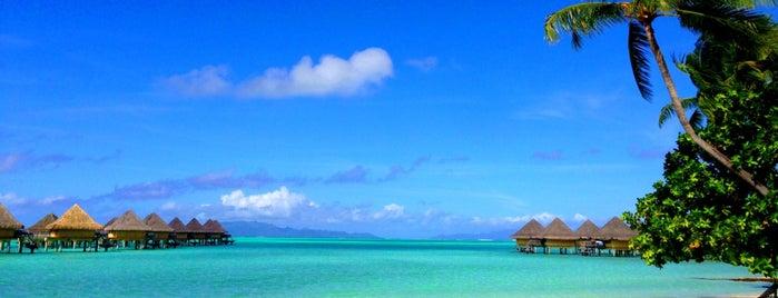 Bora Bora is one of Надо посетить.
