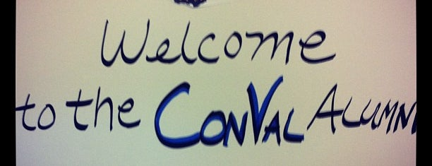 Conval High School is one of Local places.