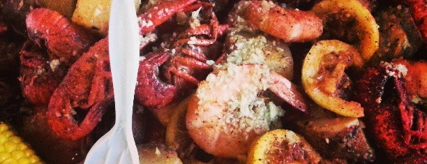 King Cajun Crawfish is one of Restaurant To Do List.