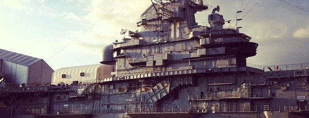 Intrepid Sea, Air & Space Museum is one of US: NY Museums.