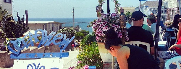 Ocean View Cafe is one of Brunch in LA.