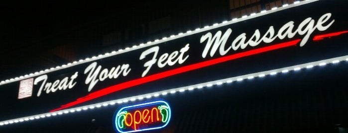 Treat Your Feet is one of Places to try: fun.