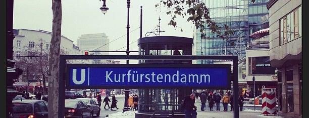 Kurfürstendamm is one of CSSConf.eu's Favourites.