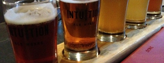 Intuition Ale Works is one of The 15 Best Places for Craft Beer in Jacksonville.