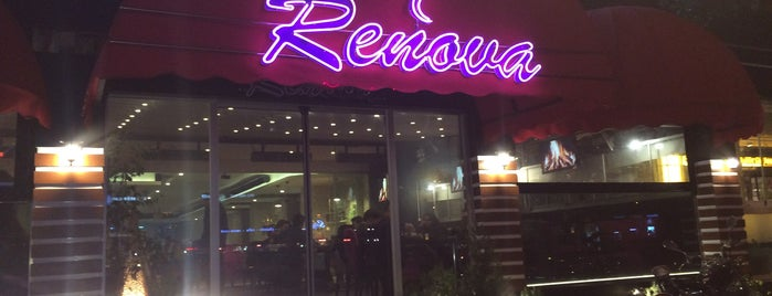Renova Gusto & Cafe is one of Nargile Istanbul.