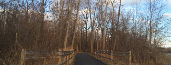Lake Ontario State Parkway Multi-Use Trail is one of The Best Spots In Rochester, NY.