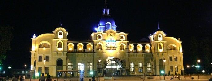 Залізничний вокзал «Луцьк» is one of Луцк.