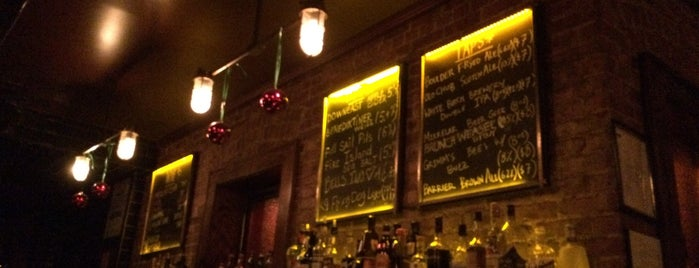 The Crown Inn is one of Cole's Brooklyn Favorites.